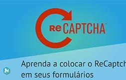 Como Integrar o ReCaptcha em seu site